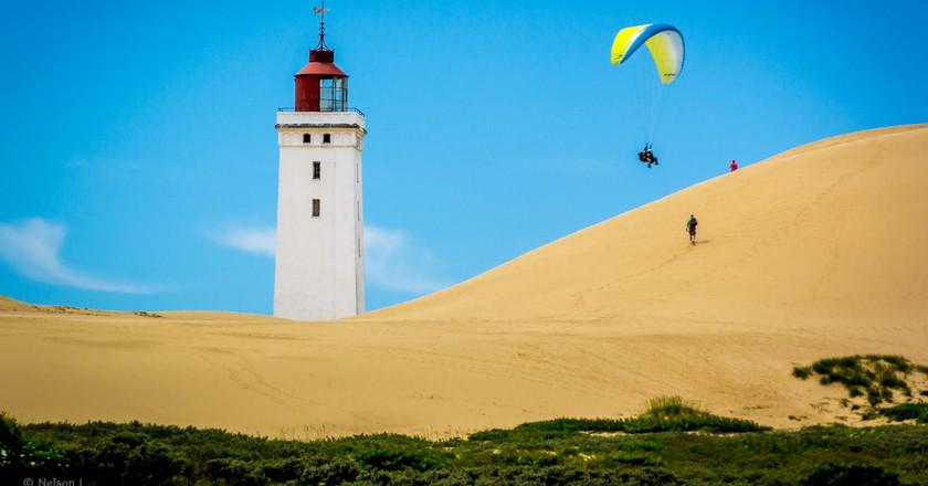 Denmark Rubjerg Knude Lighthouse | © Nelson L./Flickr