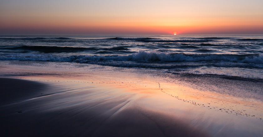 Sunset on Skagen  © Tobias Brixen / Flickr