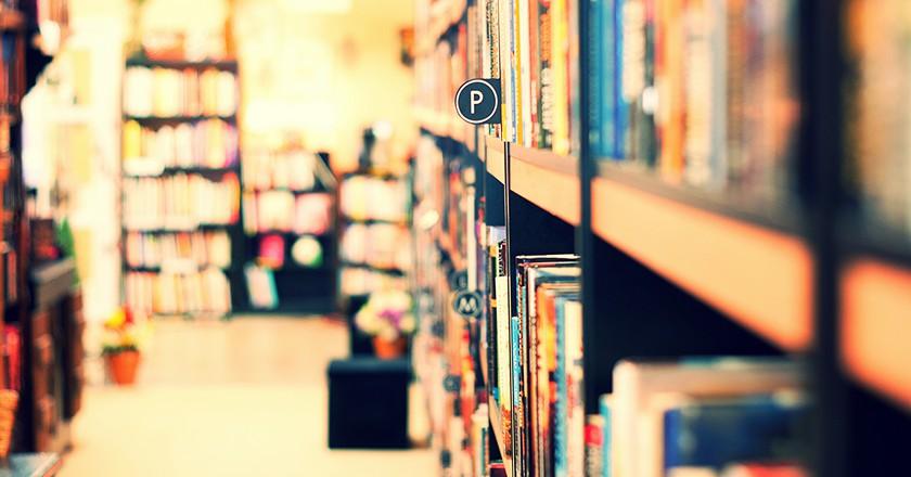 Bookstore I © Kristin Klein/Flickr