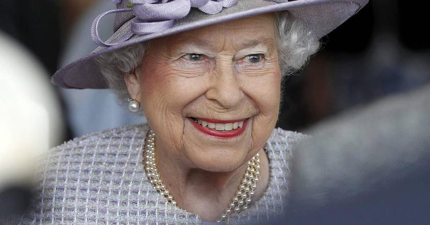 Queen Elizabeth II   © Royal Family/Buckingham Palace/Instagram