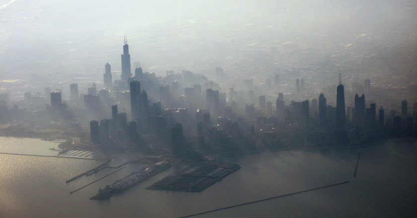 The Windy City name is shrouded in mystery   © David B. Gleason/Flickr