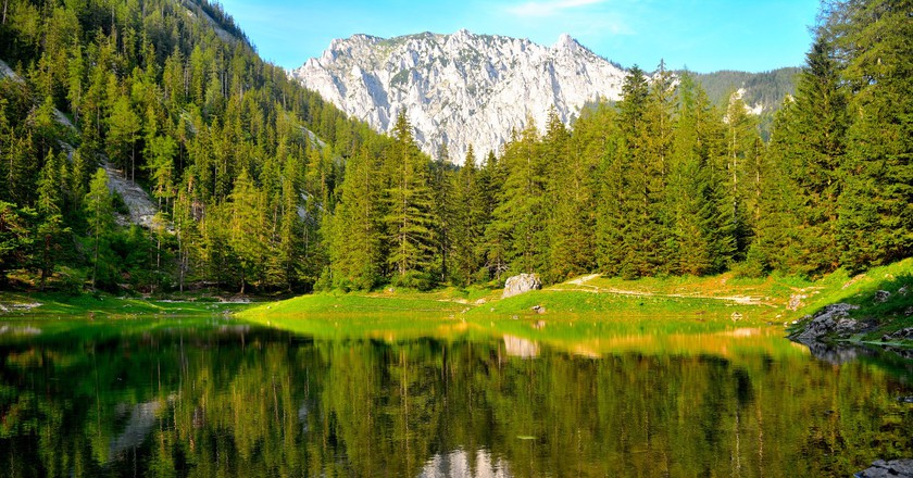 The Grüner See | ©  g.a.z.a./Flickr