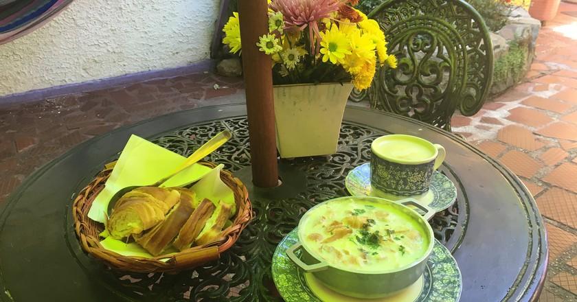 Breakfast of Changua © CHeitz / Flickr