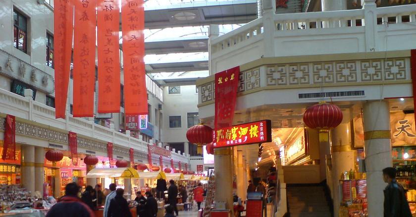"<a href""https://www.flickr.com/photos/beartrax/25023778832"">Food Street in Tianjin | © Benny / Flickr</a>"