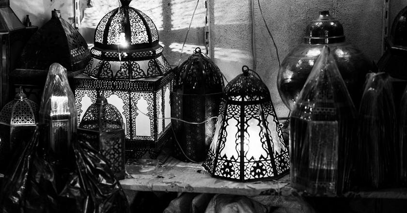 Khan El Khalili Lanterns | © Mark Fischer / flickr