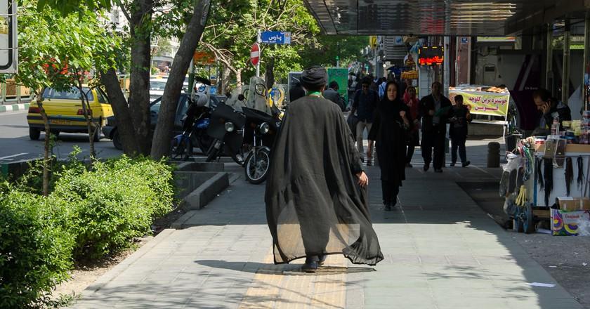 Enghelab Street, Tehran | © Kamyar Adl / Flickr