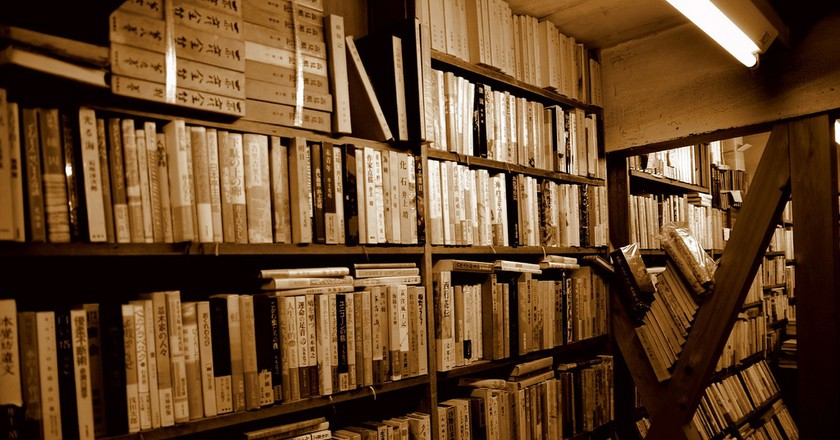 Nice has some wonderful independent bookstores | © electricnude / Flickr