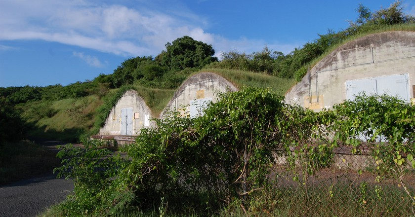 Abandoned, Bunker, The Naval Ammunition Facility (NAF), Vieques | © davidsancar/Flickr