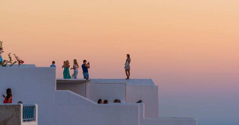 Santorini, Greece | © Roberto Faccenda/Flickr