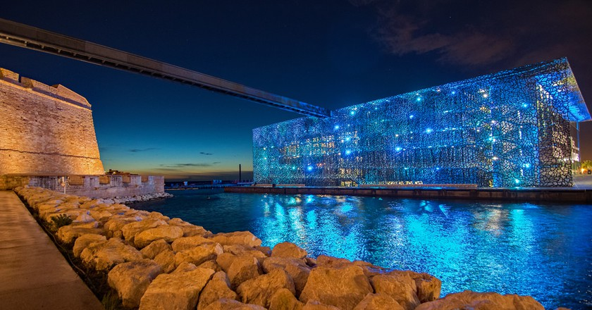 There are lots of great reasons to visit Marseile, not least because of the MUCEM building  © JeroSig / Flickr