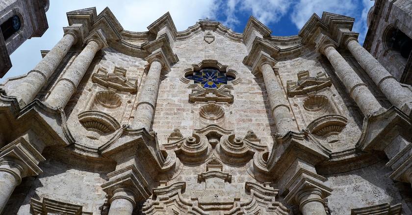 Havana Cathedral | © Pedro/Flickr</a>