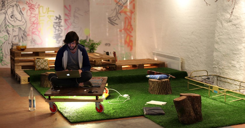 Co-working space in Oslo, Norway | © Fotografeleen / Flickr
