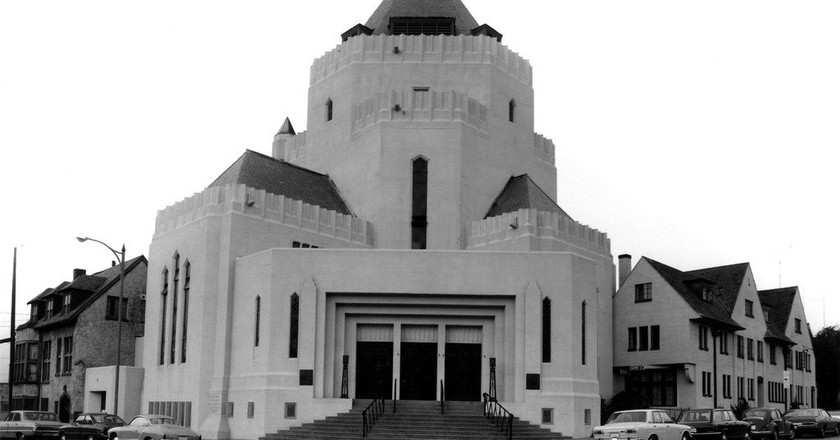 St. James Anglican Church   © City of Vancouver Archives / Flickr
