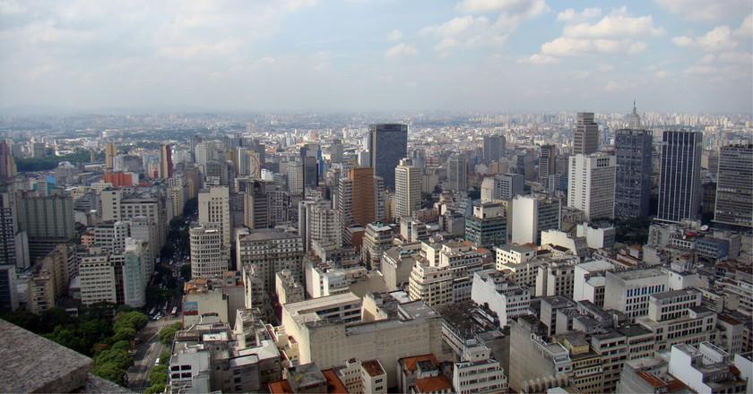 View from Edificio Italia © Rodrigo Soldon/Flickr