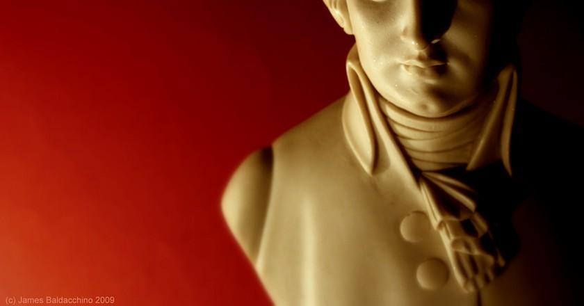 Bust of Mozart   © Beta-J / Flickr