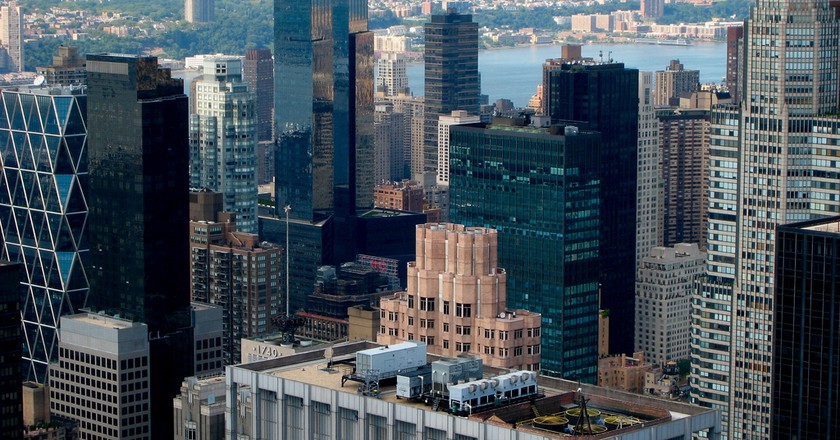 New York Skyline | © rainycity/Flickr