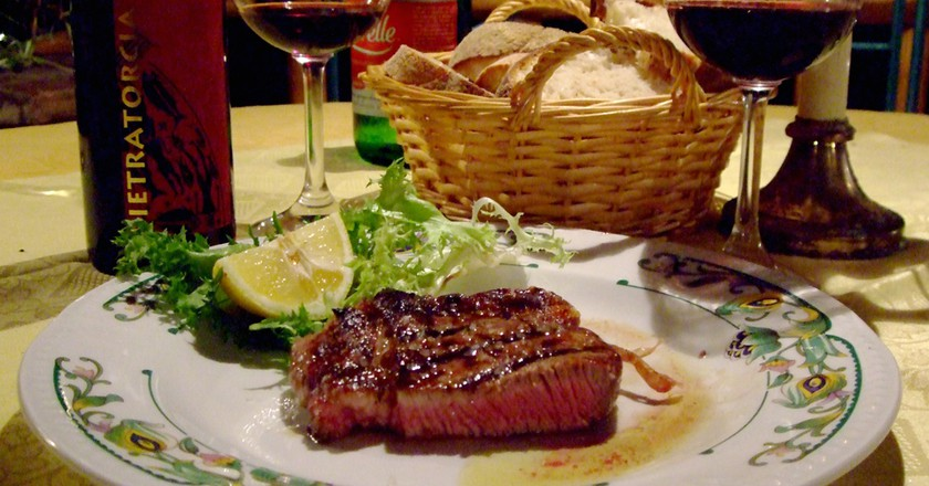 "<a href""https://www.flickr.com/photos/40489931@N06/4035041028"">Steak| abnehmen.net / Flickr</a>"