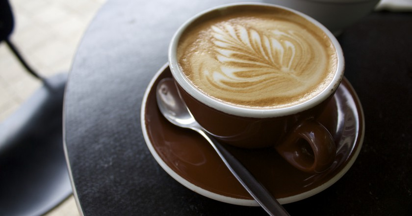 Flat White Coffee   © Russell James Smith/Flickr