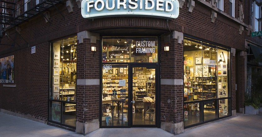 Foursided Andersonville | Courtesy of Foursided