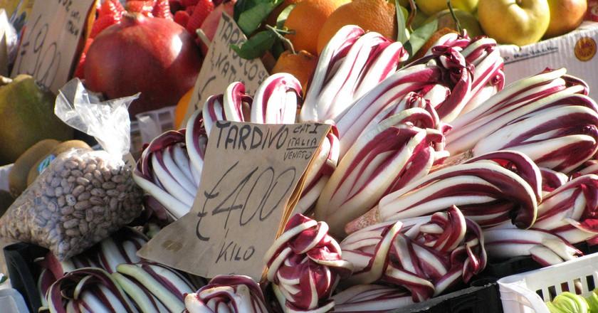 Venice's produce market | luigi_and_linda/Flickr