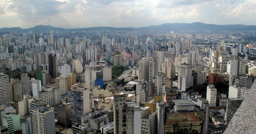 Sao Paulo skyline | © Binary Koala / Flickr