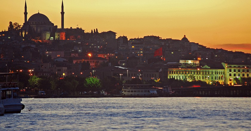 Istanbul-Galata Bridge | © Joseph Kranak/Flickr