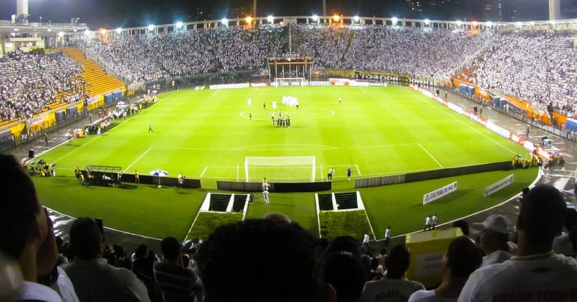 Pacaembu Stadium, São Paulo | Guto Robles / Flickr