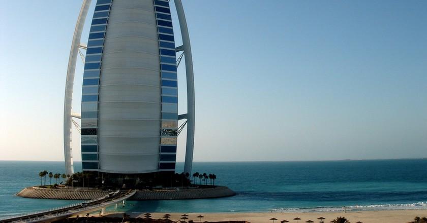 Burj Al Arab | © Jon Rawlinson/Flickr