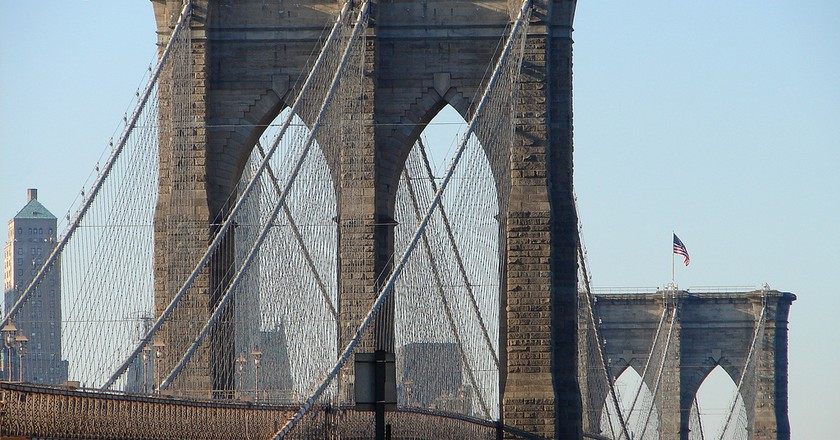 Brooklyn Bridge | © Diego Torres Silvestre / Flickr