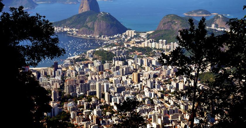 Mirante Dona Marta, Brazil | ©  Rodrigo Soldon 2 / Flickr