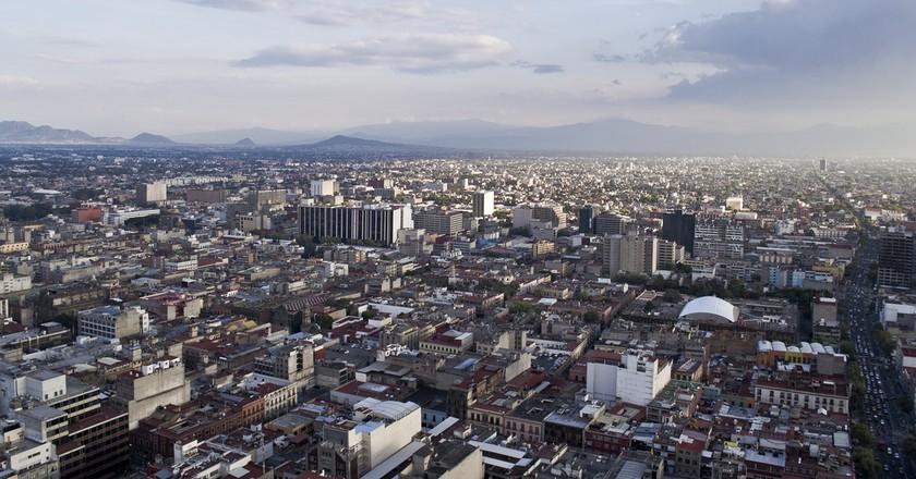 Mexico City   © Kasper Christensen/Flickr