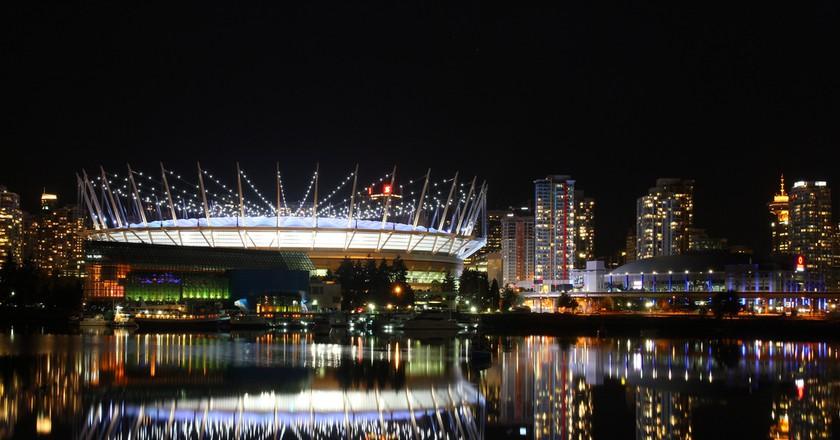 BC Place   © GoToVan / Flickr
