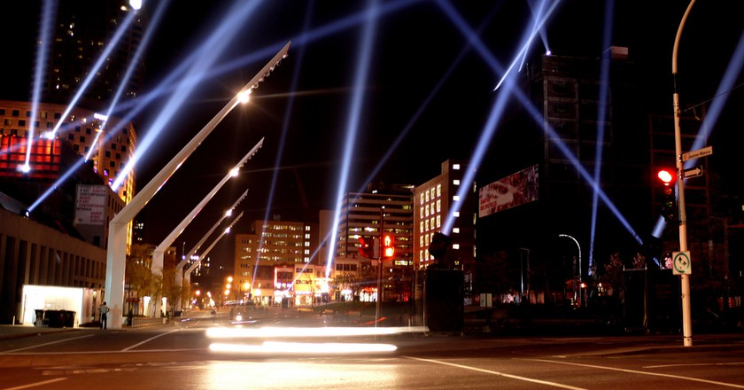 Quartier des Spectacles, Montreal | © art_inthecity/Flickr