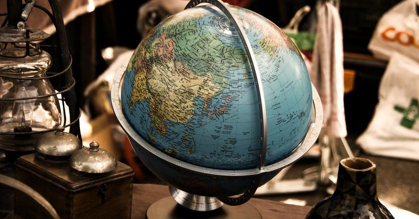 Globe   © Martin Abegglen/Flickr