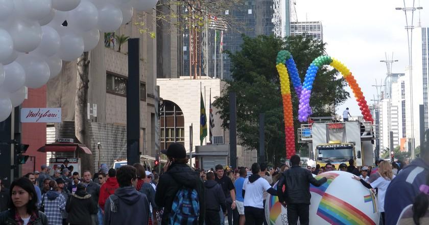 LGBT Pride Parade | © SPressoSP / Flickr