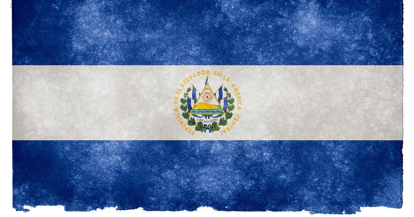 El Salvador Flag   © Nicolas Raymond / Flickr