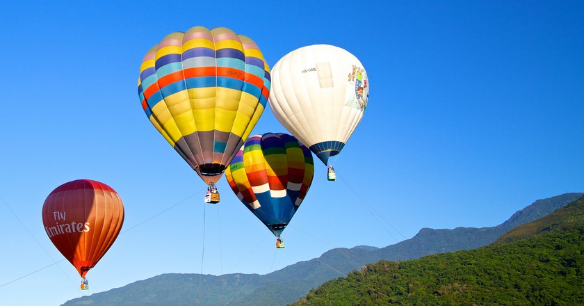 Taidong Hot Air Balloon Festival | © Marki1983 / Flickr