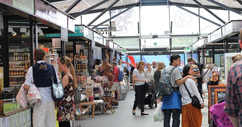 "<a href = ""https://www.flickr.com/photos/spersper/7975317719/""> torvehallerne market, copenhagen | © Heather Sperling/Flickr"