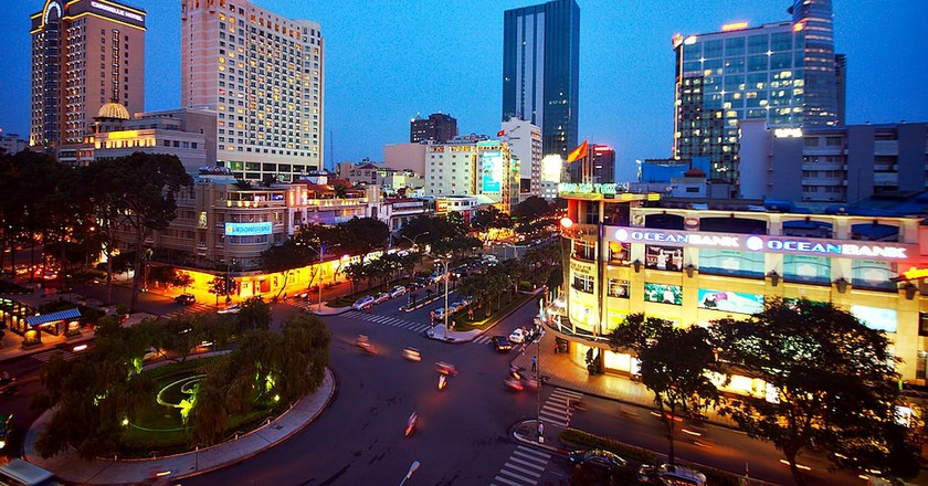 Ho Chi Minh City | © jo.sau/Flickr