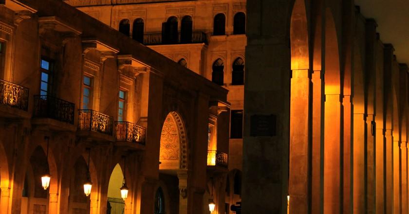 Downtown Beirut  © rabiem22 /Flickr