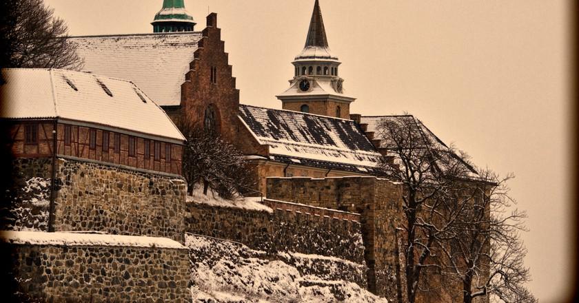 Akershus Castle  © Jon Glittenberg / Flickr