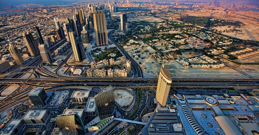 Dubai   © Michael Theis/Flickr
