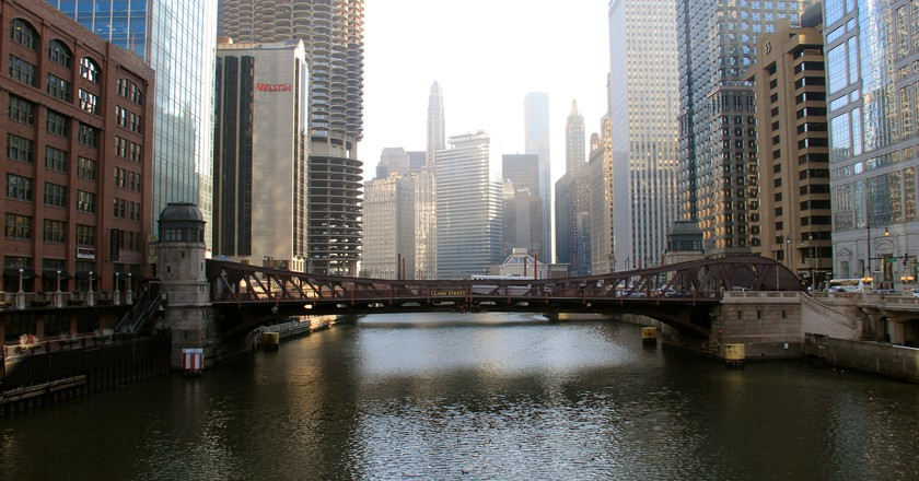 The Chicago River | © Daniel X. O'Neil / Flickr