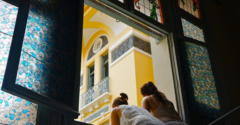 Ho Chi Minh Museum of Fine Arts | © Jon-Eric Melsæter