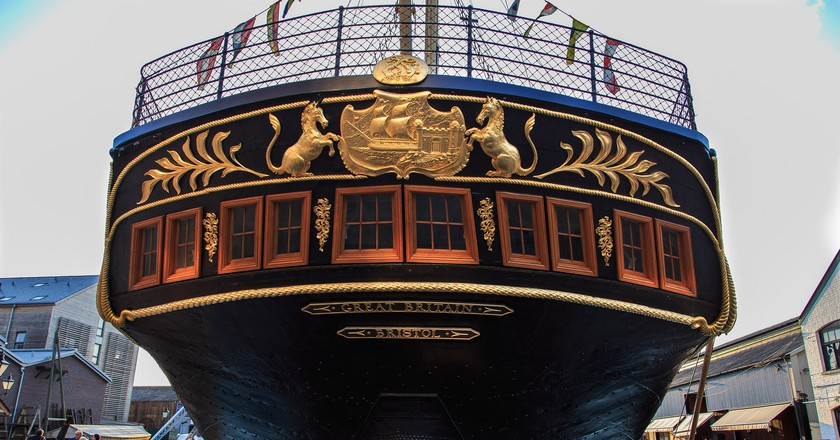 SS Great Britain © Fryncita/Flickr