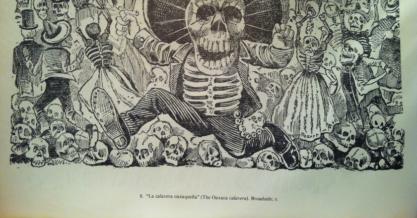 A woodcut by José Guadalupe Posada | © Lorenzo Tlacaelel / Flickr