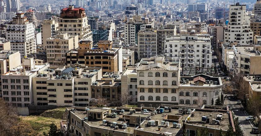 View of Tehran from Velenjak | © Ninara / Flickr