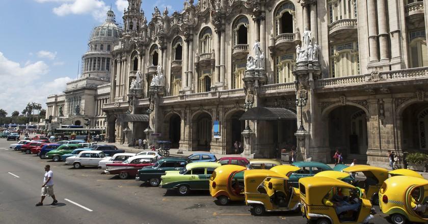 "<a href=""https://www.flickr.com/photos/eric81/9598064470/"">Paseo del Prado, Havana   © Eric Borda / Flickr</a>"