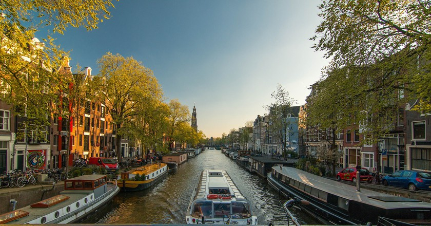 Amsterdam's canals | © pixbay