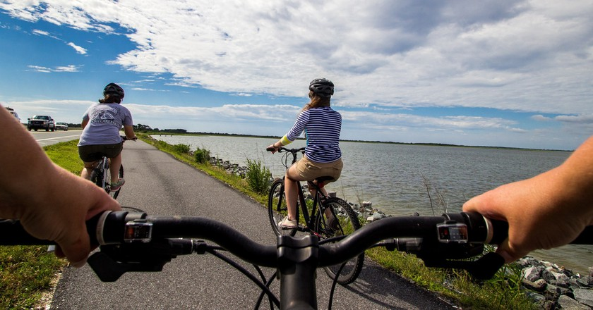 Denmark is a great country for bike trips